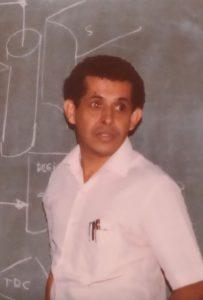 MSc. Ing. José Manuel Gavidia